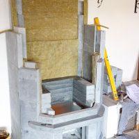 11 Baufortschritt Innere Speichersteine