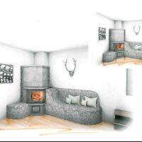 Speckstein Planung Skizze